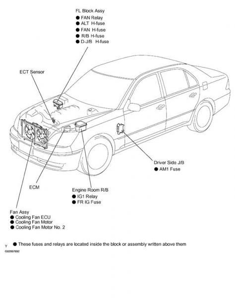 2001 lexus ls 430 engine diagram