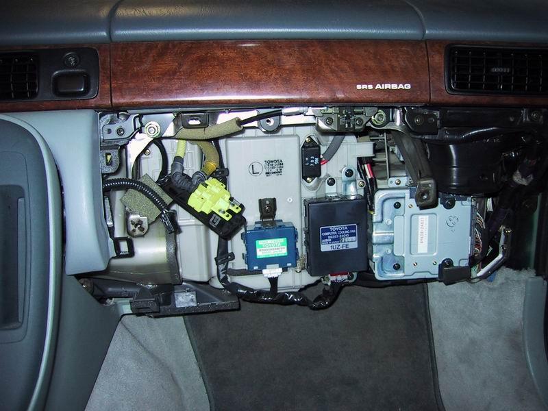 For Lexus Rx 330 Fuse Box Help Locating Power Transistor 93 Sc4 Clublexus Lexus