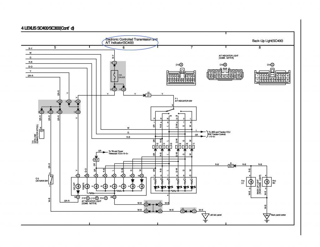 1997 lexus ls400 radio wiring diagram