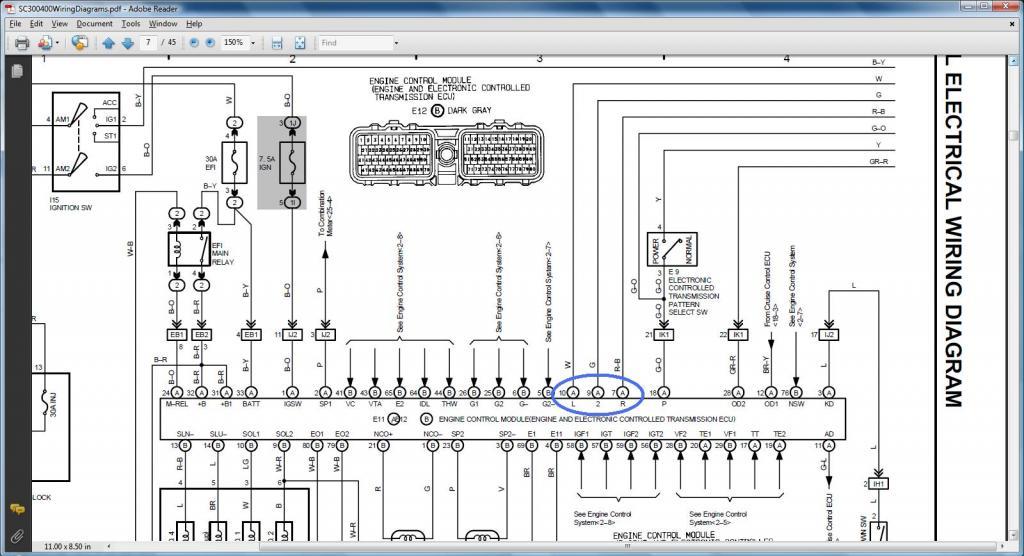 2jz Ecu Wiring Diagram - Wiring Data schematic