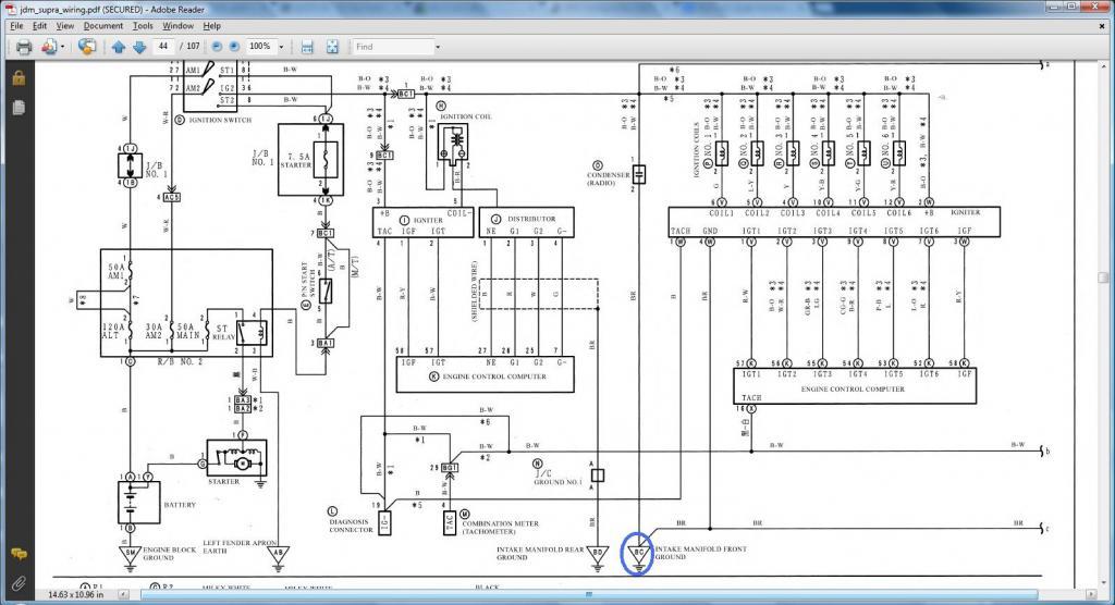 2JZGTE Wiring Harness Made Easy - Page 2 - ClubLexus - Lexus Forum
