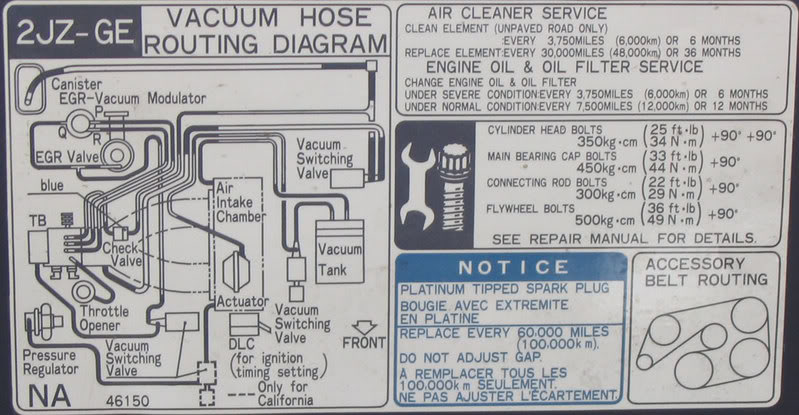 Is300 Vacuum Diagram - Wiring Diagram Progresif