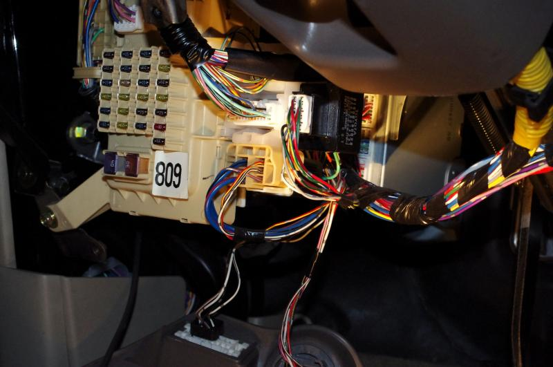 turn signal flasher relay location? - ClubLexus - Lexus Forum Discussion