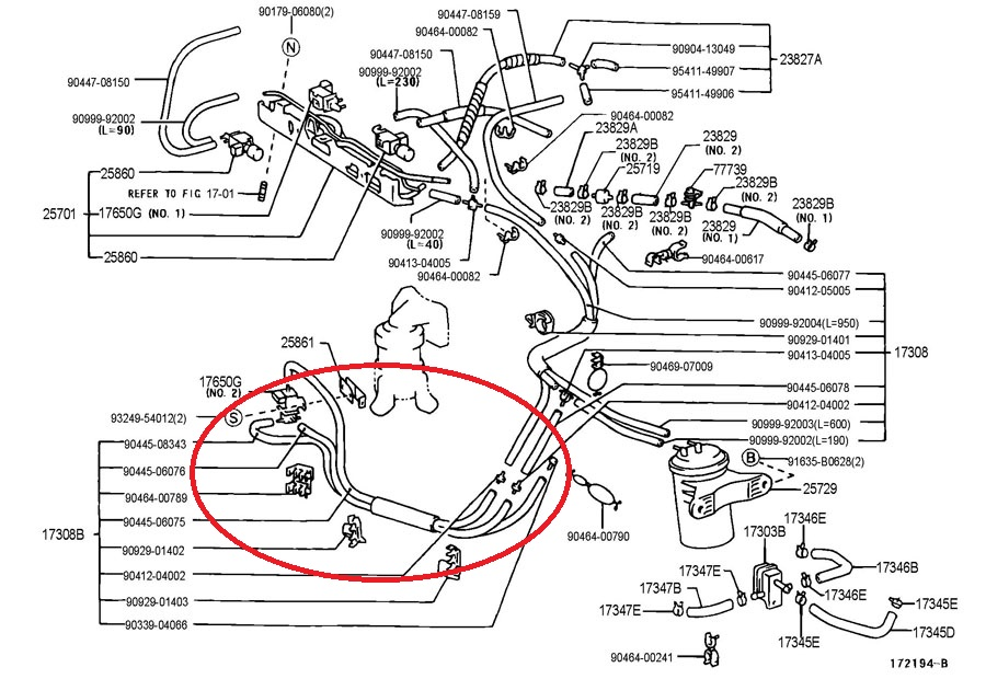 2002 lexus is300 vacuum diagram