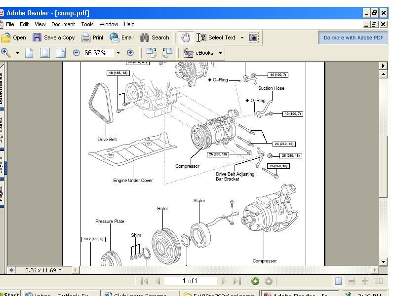 99 Lexus Rx300 Wiring Diagram Wiring Diagram