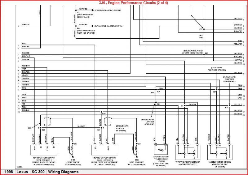 lexus wiring schematics lexus uz wiring diagram lexus printable