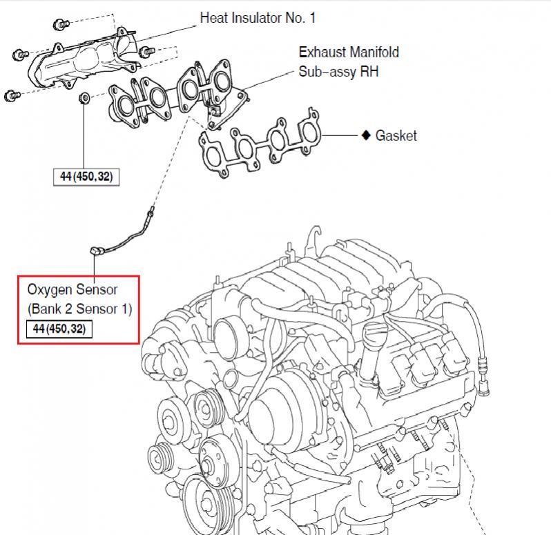 01 lexus is300 fuel filter