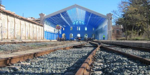 une gare en siège social pour Casa-Mediterraneo par Manuel-Ocana-del-Valle-6