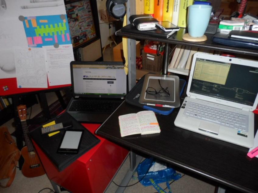Rahels Desk