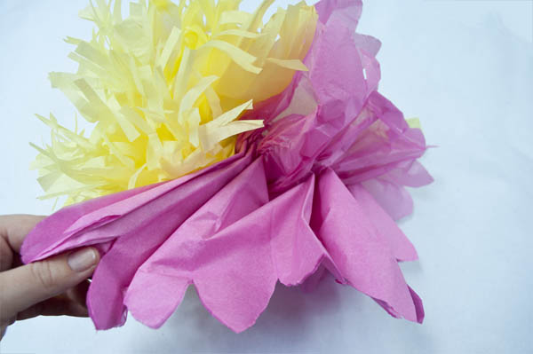 Beautiful how do you make a out of tissue paper 28 images how to how to make mexican tissue paper flowers clumsy crafter mightylinksfo