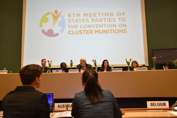 6MSP Convention on Cluster Munitions1
