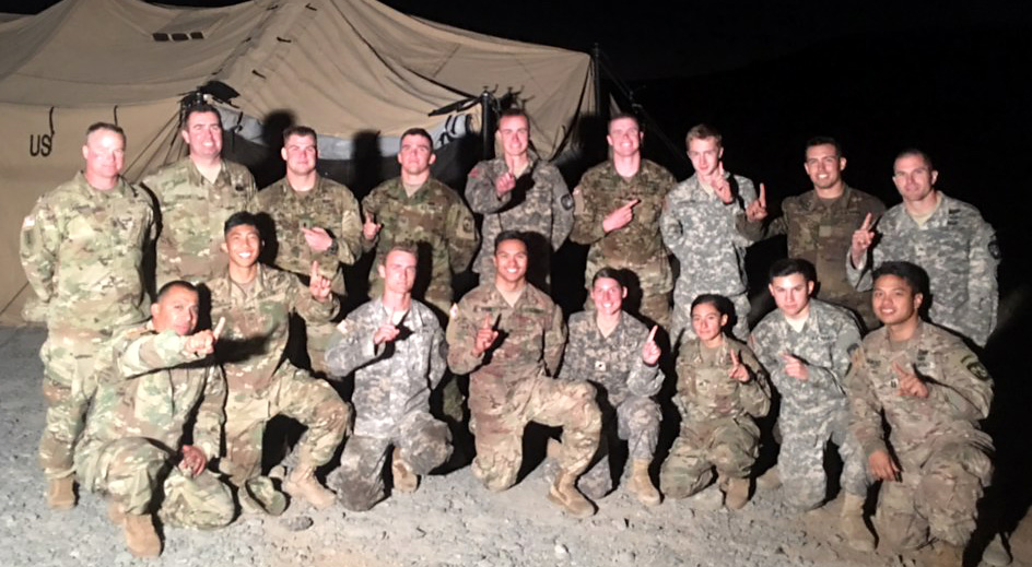 CMC\u0027s Army ROTC wins regional Ranger Challenge event for second