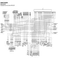 2007 gsxr 600 diagrama de cableado