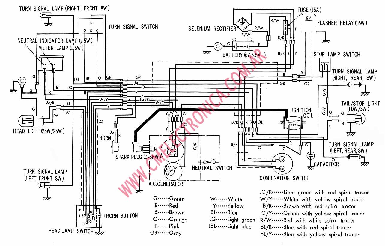ct 100 wiring diagram