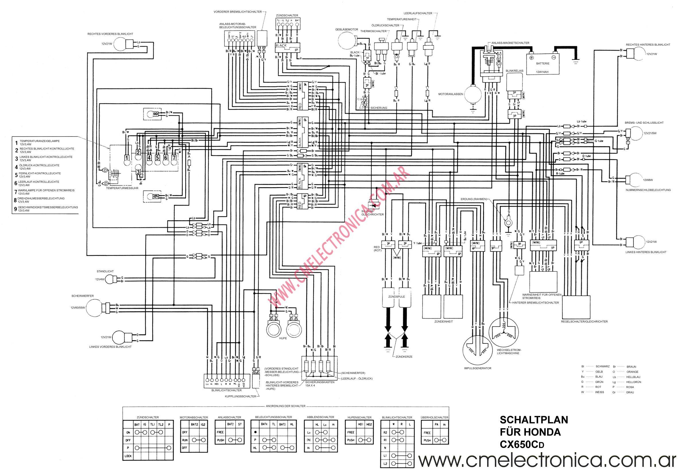 Yamaha Ybr Wiring Diagram Auto Electrical 125