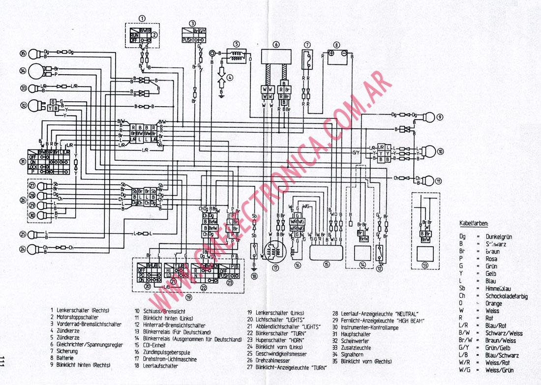 2001 grizzly 600 wiring diagram