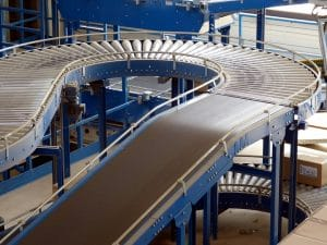 Effectively And Safely Setting Overhead Conveyor