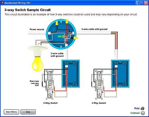 Home Wiring 101 Diagrams - Wiring Diagram Online