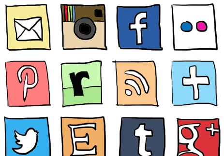 2013-social-media-icons-drawing-doodlejpg (463×323) Drawing - contract essential elements