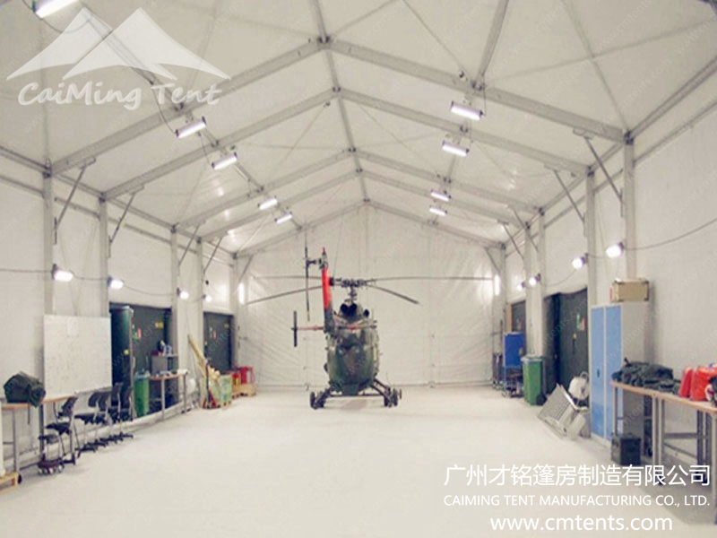 Gtaircraft Hangar Guangzhou Caiming Tent Manufacture Co