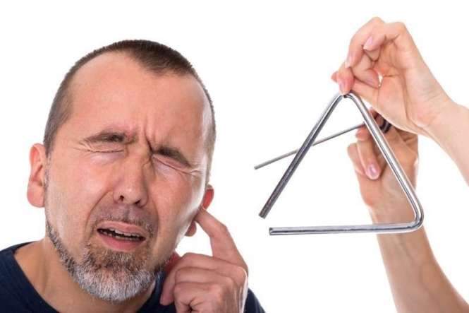 Would it help for you to say what made you realise you have tinnitus 2