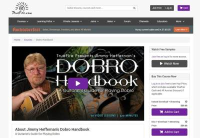 9 Websites to Learn Dobro Lesson Online (Free and Paid Resonator Guitar Courses) - CMUSE