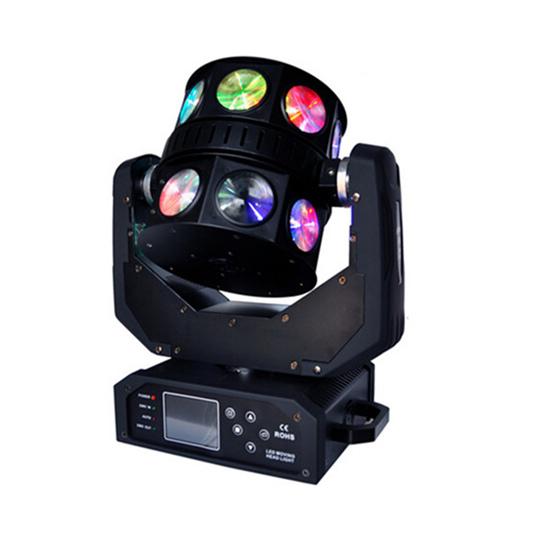 cn-totem \u2013 double-face led rotation light