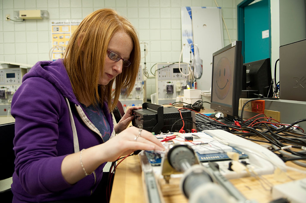 College of the North Atlantic - Program (Electronics Engineering - biomedical engineering job description