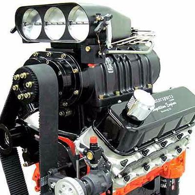 Hemi Stroker Kits 57 61 Engine Parts CNC Motorsports