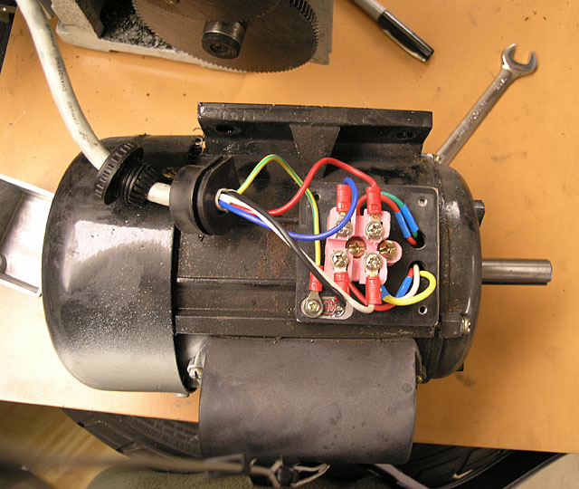 permanent magnet electric treadmill motor wiring diagram