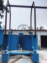 Dry Distillation Carbonization Stove