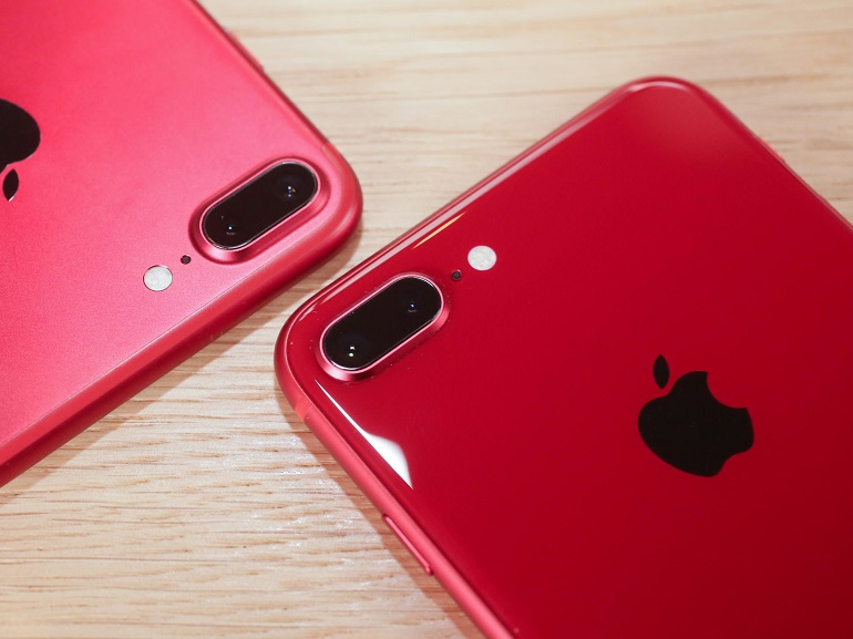 Iphone Product Red Wallpaper Voici 224 Quoi Ressemble L Iphone 8 Rouge Cnet France