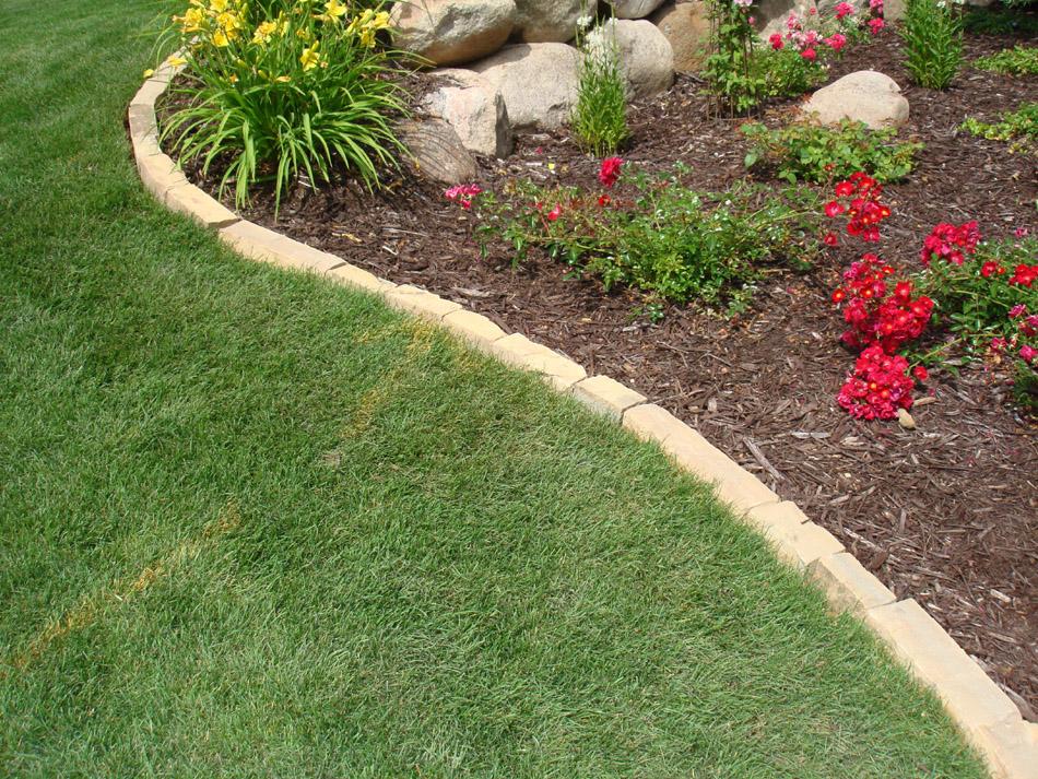 Cn39r Lawn N39 Landscape Landscape Edging