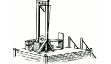 guillotine-galette