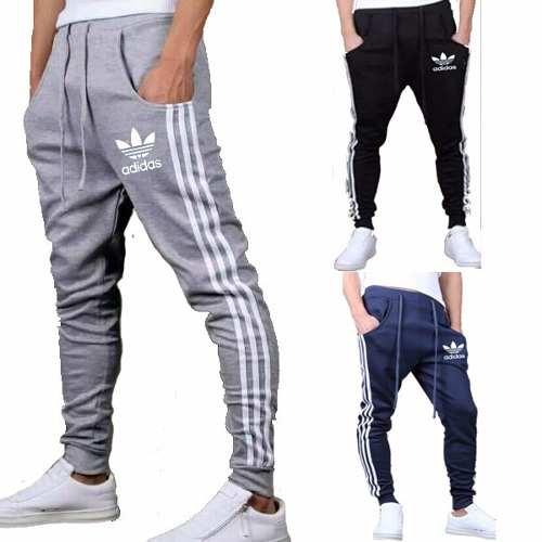pantalon chupin jogging gimnasia hombre adidas deportivo mayorista de ropa. Black Bedroom Furniture Sets. Home Design Ideas