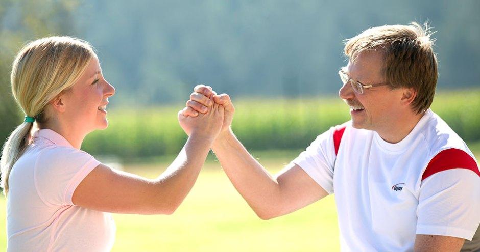 Personal Training | CO-Gesundheit | Firmen Fitness