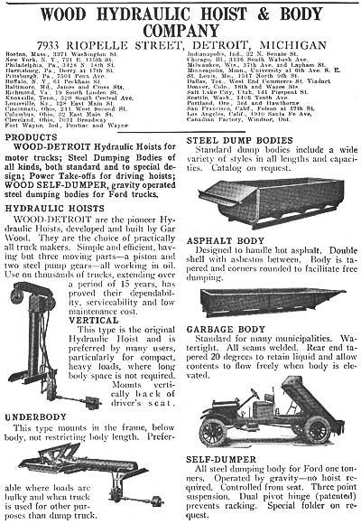 1949 ford dump truck