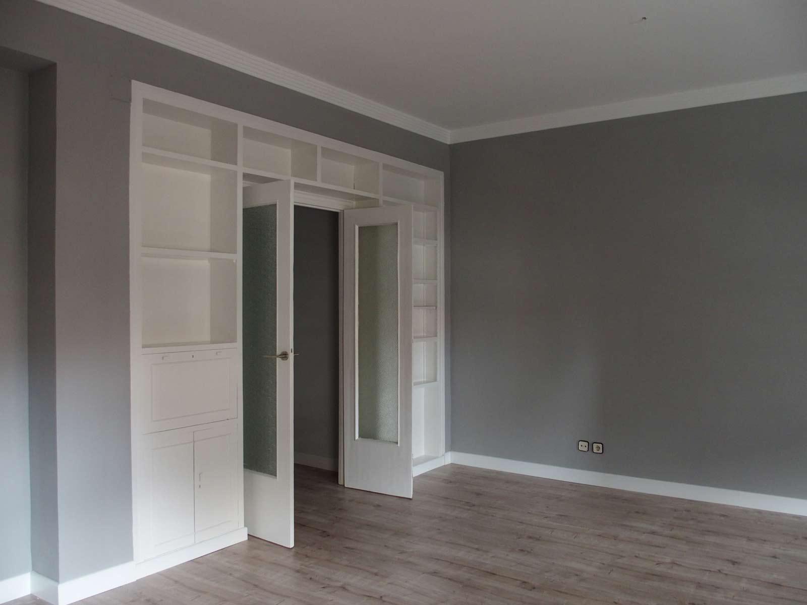 Antes y despu s de un piso para alquilar decoraci n for Alquilar un piso