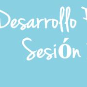 sesión 3 desarrollo personal   - copia