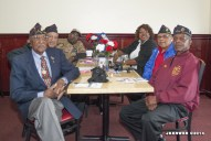 Monford Point Marines Chicago Chapter 2 Members