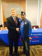 Bob Fioretti and Darryl Howard