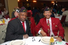 Eugene and Charles from Montford Point Marine Association Chicago Chapter 2