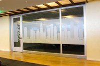 Frosted Glass Film for Windows   Vinyl Window Etching Decals