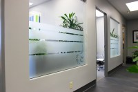 Frosted Glass Film for Windows | Vinyl Window Etching Decals