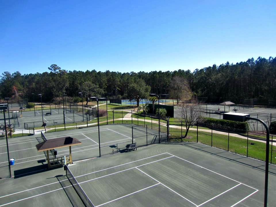 DeBordieu Tennis Singles Championships!