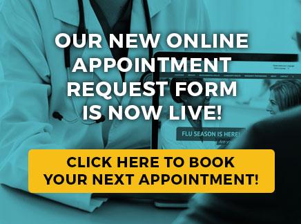 Online Appointment Requests - Cobb  Douglas Public Health