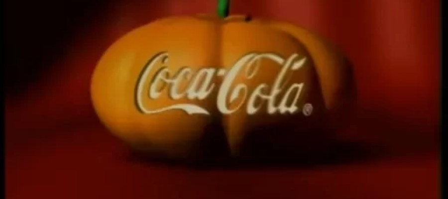 Pub Retro Coca-Cola Halloween