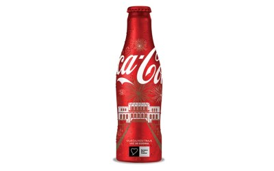 Bouteille Coca-Cola Collector du Festival du Film de Sarajevo