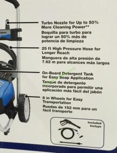 powerstroke  psi pressure washer  subaru electric start engine costcochaser