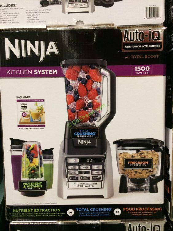ninja mega kitchen system bl771 download. full review ninja ultima